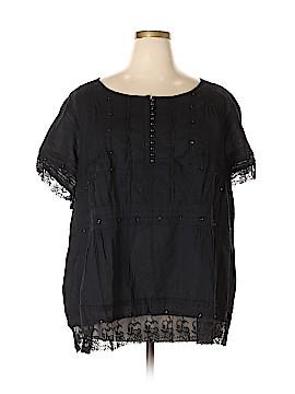 Venezia Short Sleeve Blouse Size 26 (Plus)