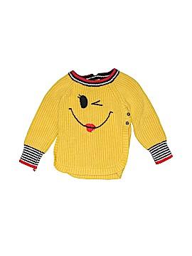 Deux Par Deux Pullover Sweater Size 3