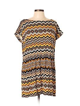 Isle Apparel Short Sleeve Top Size XL