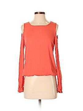 Ella Moss Long Sleeve Blouse Size XS