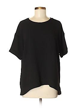 Harlowe & Graham Short Sleeve Blouse Size M
