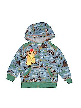 Disney Zip Up Hoodie Size 3