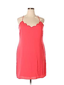 J. Crew Factory Store Casual Dress Size 18 (Plus)