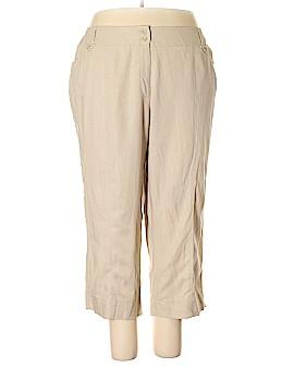 Counterparts Linen Pants Size 22W (Plus)