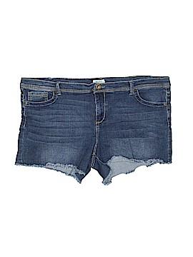 Mudd Denim Shorts Size 22 (Plus)