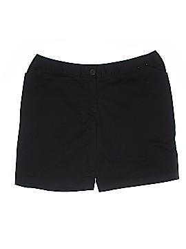 Avenue Khaki Shorts Size 24 (Plus)