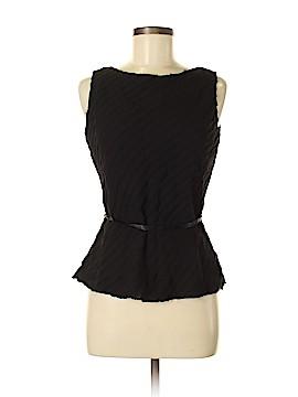 Anne Klein Sleeveless Silk Top Size 8