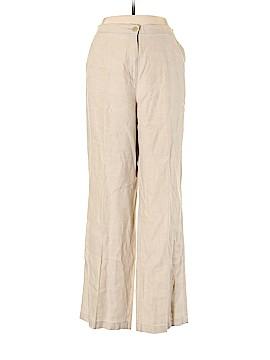 L.L.Bean Linen Pants Size 16 (Tall)