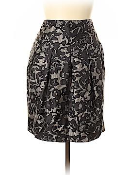 Banana Republic Silk Skirt Size 14