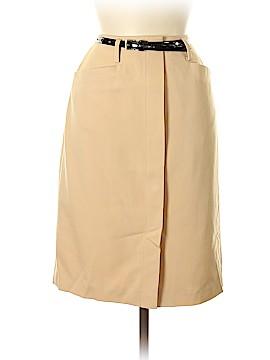 Ellen Tracy Wool Skirt Size 4