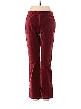 Boden Velour Pants Size 6 (Petite)