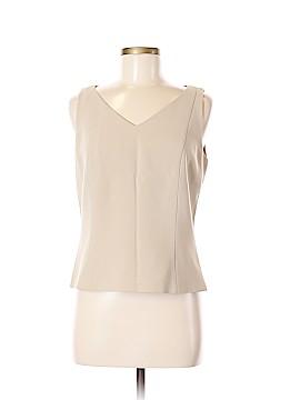 Ann Taylor Sleeveless Blouse Size 8
