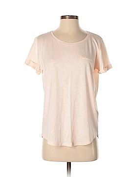 Massimo Dutti Short Sleeve T-Shirt Size S