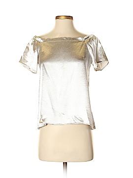 Mi ami Short Sleeve Blouse Size XS