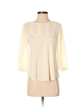 Lauren Conrad 3/4 Sleeve T-Shirt Size S
