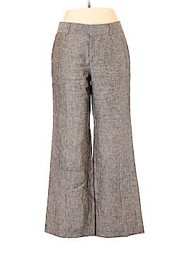 Banana Republic Linen Pants Size 10