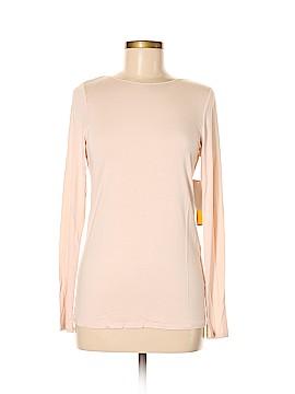CATHERINE Catherine Malandrino Long Sleeve T-Shirt Size L