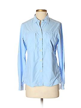 ExOfficio Long Sleeve Button-Down Shirt Size S