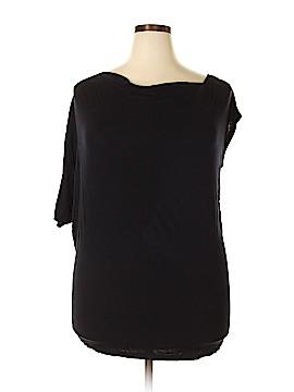 CAbi Short Sleeve Top Size XL