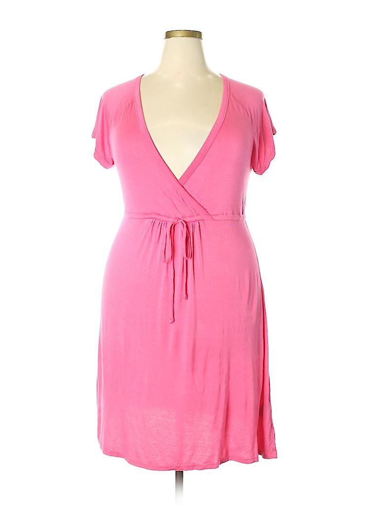 Nicole Miller New York Women Casual Dress Size XXL