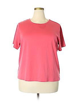 L.L.Bean Factory Store Short Sleeve T-Shirt Size 2X (Plus)