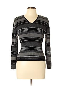 Apostrophe Pullover Sweater Size L (Petite)