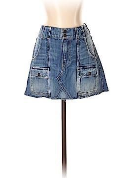 Levi's Denim Skirt 27 Waist