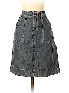 G.H. Bass & Co. Denim Skirt Size 2