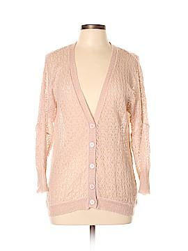 Pink Rose Cardigan Size L
