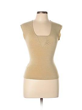 BCBGMAXAZRIA Short Sleeve Top Size XL