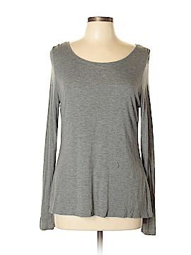 Cynthia Rowley TJX Long Sleeve Top Size L