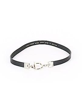 Casual Corner Leather Belt Size M