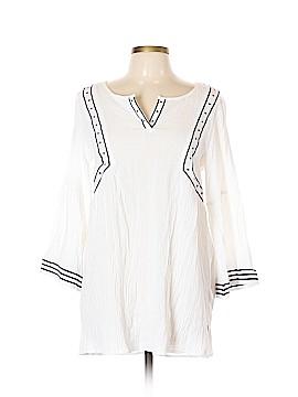 Crescent 3/4 Sleeve Blouse Size L