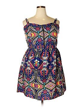 Speed Control Casual Dress Size 2X (Plus)