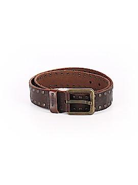 Diesel Leather Belt Size 36