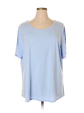 Faded Glory Short Sleeve T-Shirt Size 4X (Plus)