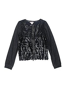Ragdoll & Rockets Faux Leather Jacket Size 16
