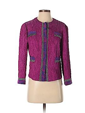 ETRO Silk Blazer Size 44 (IT)