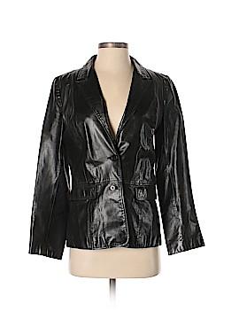 Chaiken Leather Jacket Size 8