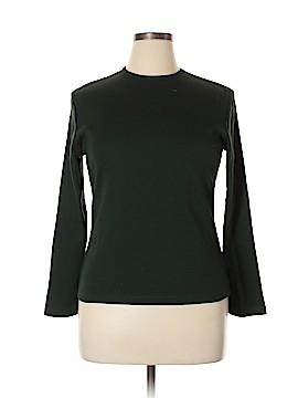 Josephine Chaus Long Sleeve T-Shirt Size L