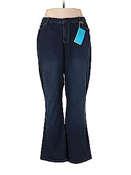 L.A. Blues Jeans Size 2X (Plus)