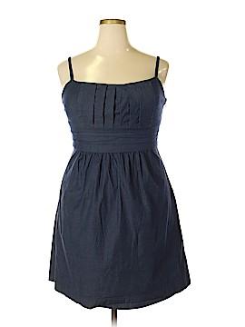 New York & Company Casual Dress Size 18 (Plus)