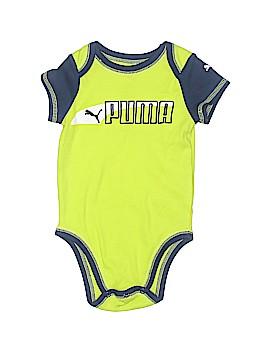 Puma Short Sleeve Onesie Size 6-9 mo