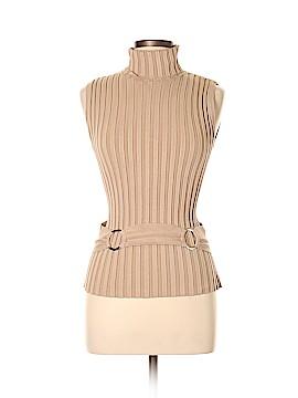 Tracy M. Sleeveless Silk Top Size L