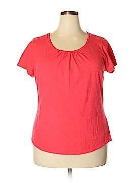 Hanes Short Sleeve T-Shirt Size XXL
