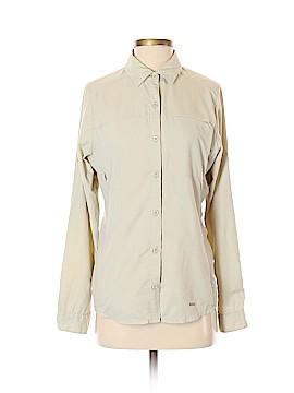 REI Long Sleeve Button-Down Shirt Size S