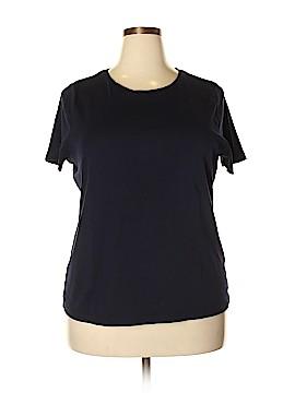 Talbots Short Sleeve T-Shirt Size 2X (Plus)