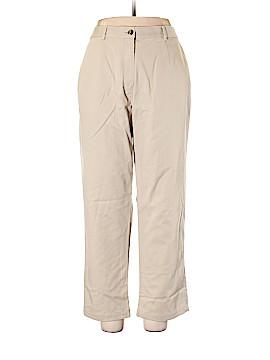 L.L.Bean Casual Pants Size 16 (Petite)