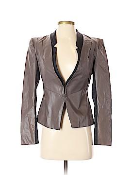 Spiegel Faux Leather Jacket Size S