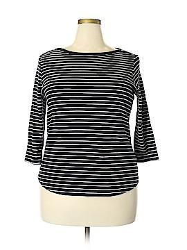 Studio Works 3/4 Sleeve T-Shirt Size XL